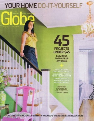 Elms Interior Design's Teen's Choice Featured in Boston Globe
