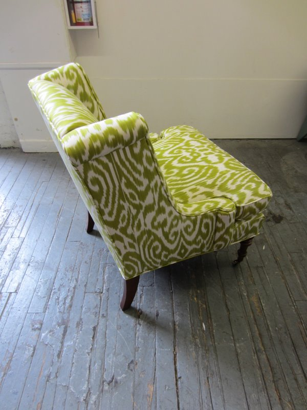 Madeline Weinrib Celery Luce Chair 3