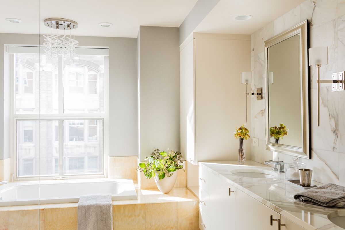 Heritage On The Garden | Elms Interior Design | Boston, MA