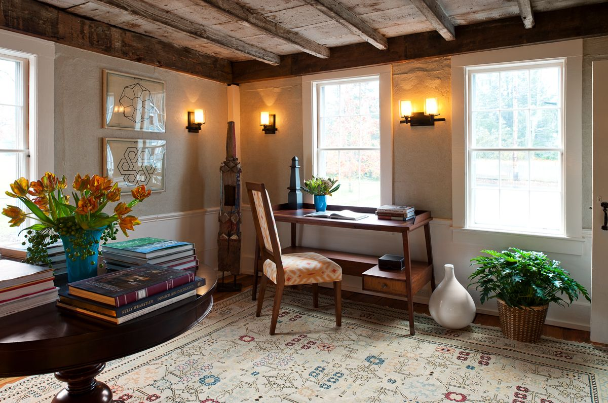 This Old House Bedford | Elms Interior Design | Boston, MA